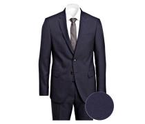 Anzug HERBY-BLAYR Slim-Fit - dunkelblau