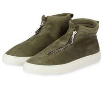 Hightop-Sneaker FONTESI - oliv