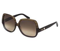 Sonnenbrille MCM 614S - gelb