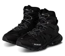 Hightop-Sneaker TRACK HIKE - SCHWARZ
