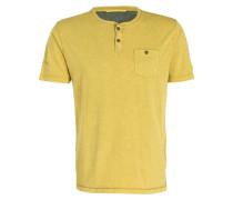 T-Shirt - senfgelb