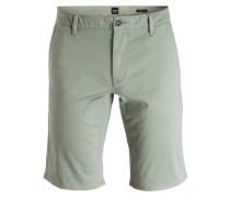 Shorts SCHINO Regular-Fit - hellgrün