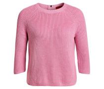 Pullover SIRINA mit 3/4-Arm - pink