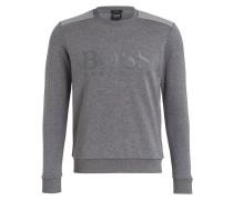 Sweatshirt SALBO Slim-Fit - grau