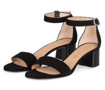 Sandaletten GELETE - SCHWARZ