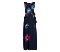 Maxikleid JULIANA - marine/ violett/ mint