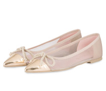 Ballerina ESPEQUIO - NUDE/ GOLD