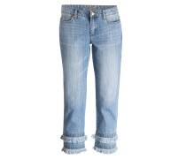 7/8-Jeans - camine blue