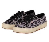 Sneaker 2750 FANVELVET - SCHWARZ/ CREME