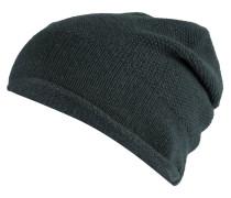 Cashmere-Mütze - grün