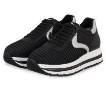 Plateau-Sneaker APRILLE EASY - SCHWARZ