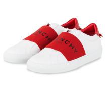 Sneaker URBAN STREET - WEISS/ ROT