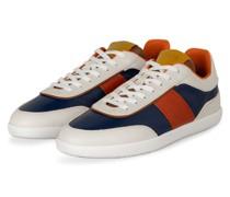 Sneaker - DUNKELBLAU/ HELLGRAU/ COGNAC