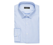 Hemd Super Slim-Fit - hellblau