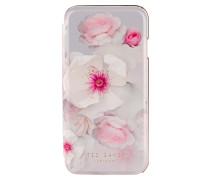 iPhone-Hülle - hellrosa/ rosa