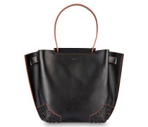 Shopper WAVE MEDIUM - schwarz