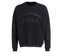 Sweatshirt CALABASAS - schwarz