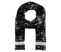 Schal - schwarz/ hellgrau