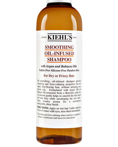 SMOOTHING OIL-INFUSED SHAMPOO 250 ml, 8.6 € / 100 ml