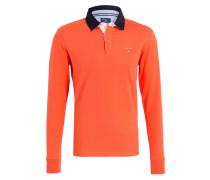 Rugbyshirt - koralle