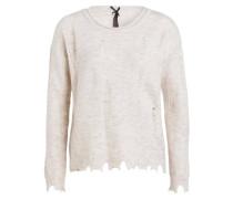 Pullover PUNK - beige
