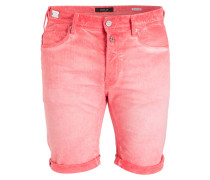 Jeans-Shorts RBJ.901 Tapered-Fit - rot