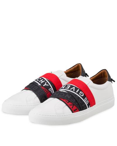 Sneaker - WEISS/ ROT/ SCHWARZ