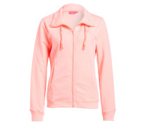 Sweatjacke GIGINA - orange