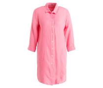 Leinen-Tunika - pink