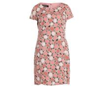 Kleid - rosa/ nude