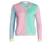 Cashmere-Cardigan - pink
