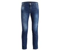Slim-Fit Jeans KATEWIN - blau