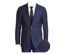 Anzug HARRIE 4 Slim-Fit - blau
