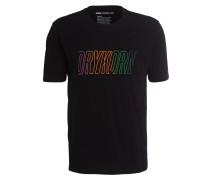 T-Shirt RUFUS - schwarz