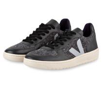 Sneaker V-10 - dunkelgrau
