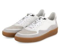 Sneaker - HELLGRAU/ WEISS/ BEIGE