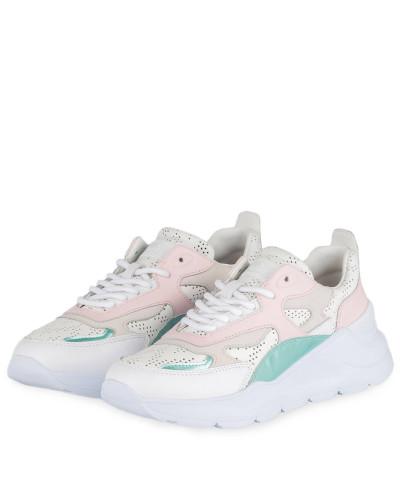 Sneaker FUGA POP - CREME/ HELLROSA/ MINT