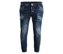 Destroyed-Jeans CLASSIC KENNY Slim-Fit