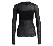 Pullover LINOLA - schwarz