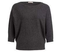 Oversized-Pullover CRISTINE - dunkelgrau