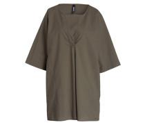 Kleid POPELINE - dunkelgrün