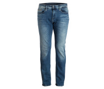 Jeans Slim-Straight-Fit