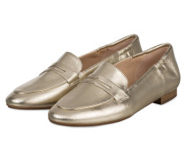 Penny-Loafer GERLIS - GOLD