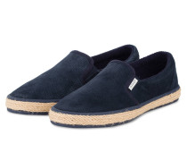 Slip-on-Sneaker MASTER - marine