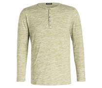 Henley-Shirt RAFAEL - khaki