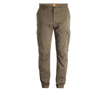 Cargohose SHAY 2 Tapered-Fit - oliv