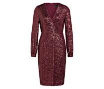 Kleid KALENA mit Paillettenbesatz