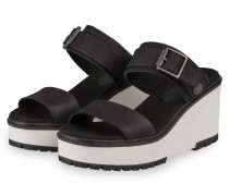 Plateau-Wedges KORALYN - SCHWARZ