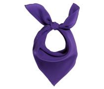 Seidentuch - violett