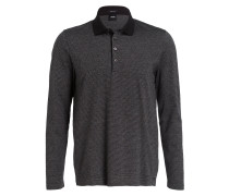 Poloshirt PEARL 07 Regular-Fit - schwarz